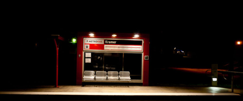 rail stop