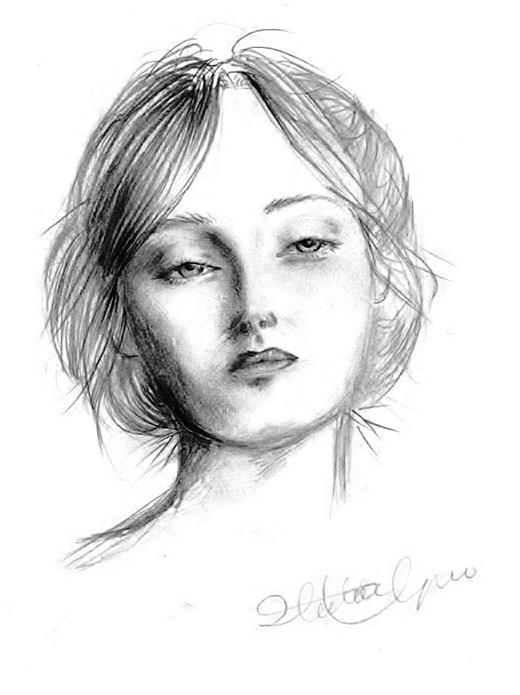 Woman by Vik