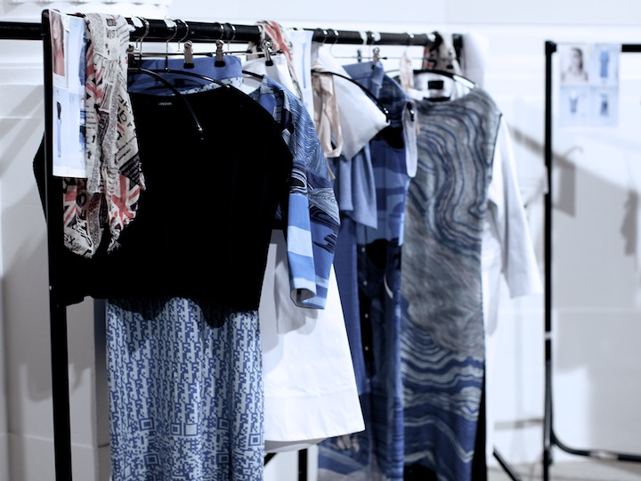 wardrobe for the fashion show, Apu Jan SS15