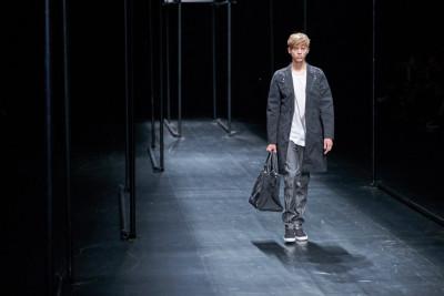 A_degree_FAHRENHEIT AW15 Collection by designer Yu Amatsu, during MBFWT , Fashion week Tokyo, image by Akin abayomi