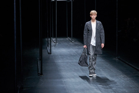 A_degree_FAHRENHEIT AW15 Collection by designer Yu Amatsu, during MBFWT , Fashion week Tokyo, image by Akin abayomi