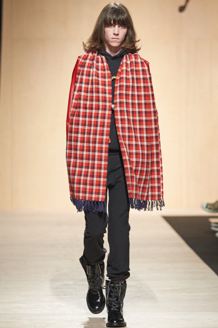 Patchy Cake Eater AW15 Collection during MBFW in Tokyo, tokyo fashion Week by akin abayomi
