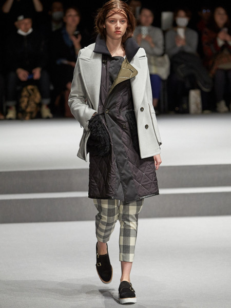 UJOH AW15 Collection during MBFWT Tokyo Fashion image by Akin Abayomi