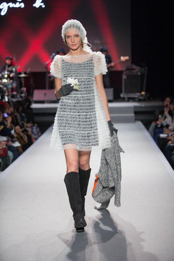 Agnes B,AW15, Paris Fashion Week
