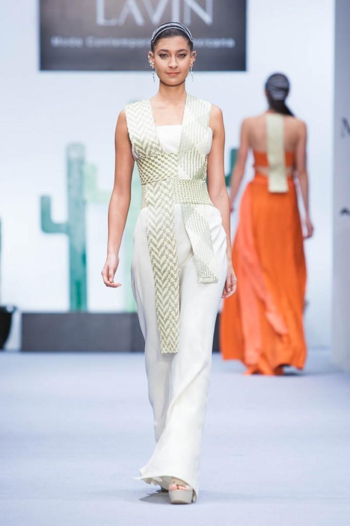 Lydia Lavíl colección Otoõ Invierno 2015, MBFWMx, Fashion Week Mexico