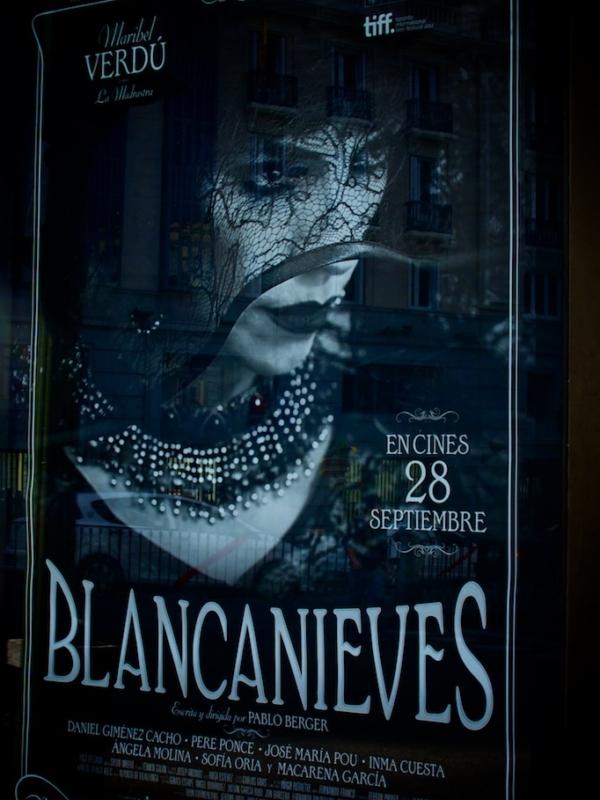 Blancanieves, a silent classic