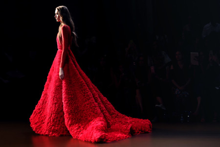 Ralph & Russo AW15/16 CoutureCollection
