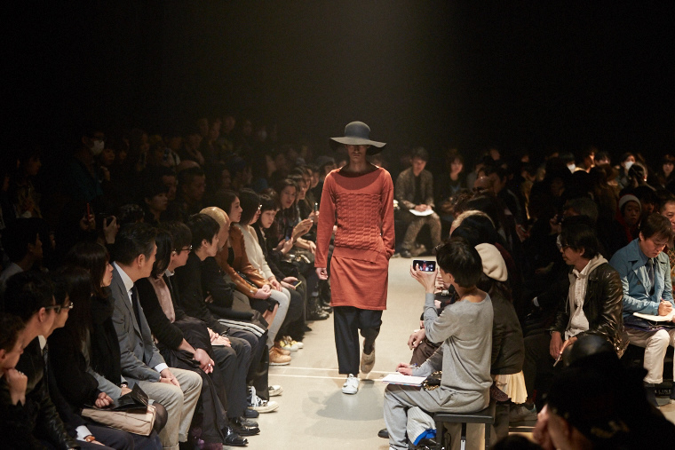 sulvam aw16 mbfwt Tokyo fashion week, Livingfash media coverage