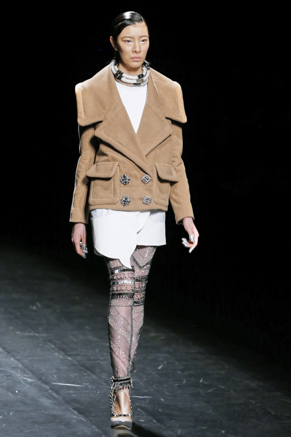 Toton collection presented at MBFWT Tokyo
