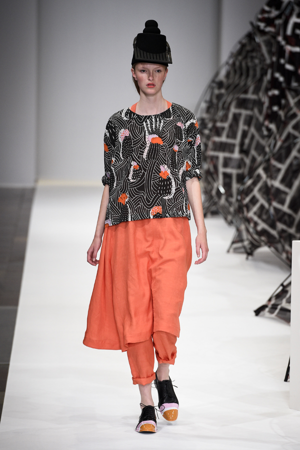 Henrik Vibskov,, Scandinavian , Copenhagen Fashion Week