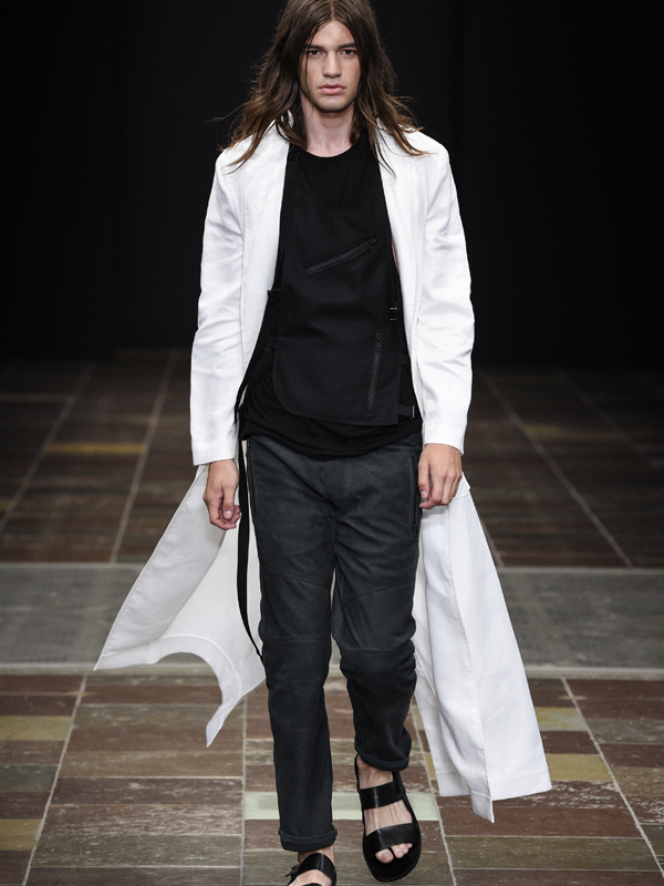 Copenhagen Fashion Week Puts Spotlight on Talents-Jean Phillip
