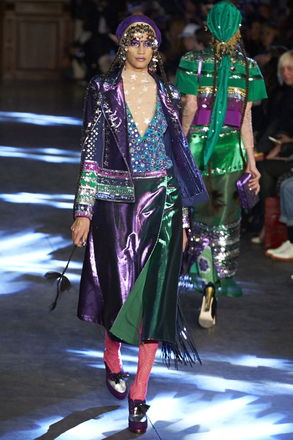 Manish Arora PFW SS16 Collection image by Akin Abayomi