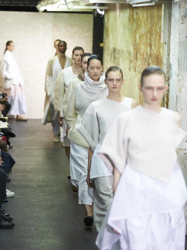 NEHERA at Paris Fashion Week Spring/Summer 2016 Prêt-à-Porter