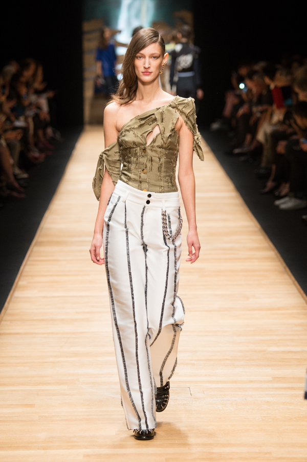 womenswear ready to wearprêt a portersummer 2016Guy Laroche