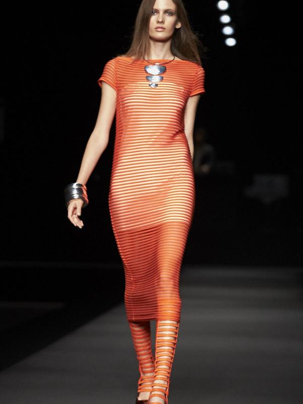 Tae Ashida Spring Summer 2016 at Mercedes-Benz Fashion Week Tokyo