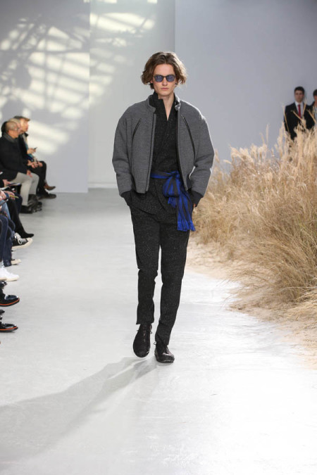 Issey Miyake AW16 MEN PARIS FASHION, Photo credit: Frédérique Dumoulin/ISSEY MIYAKE