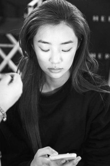 Seoul Fashion Week SS16, METROCITY fashion show, image credit Akin Abayomi/Livingfash Media, Seoul, Korea.