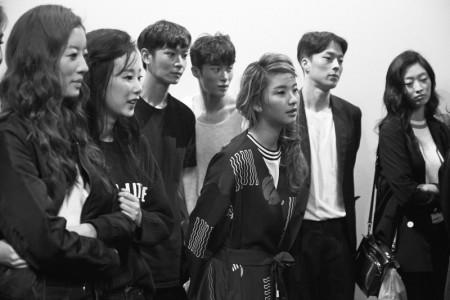 Metrocity,Seoul Fashion Week SS16, METROCITY fashion show, image credit Akin Abayomi/Livingfash Media, Seoul, Korea.