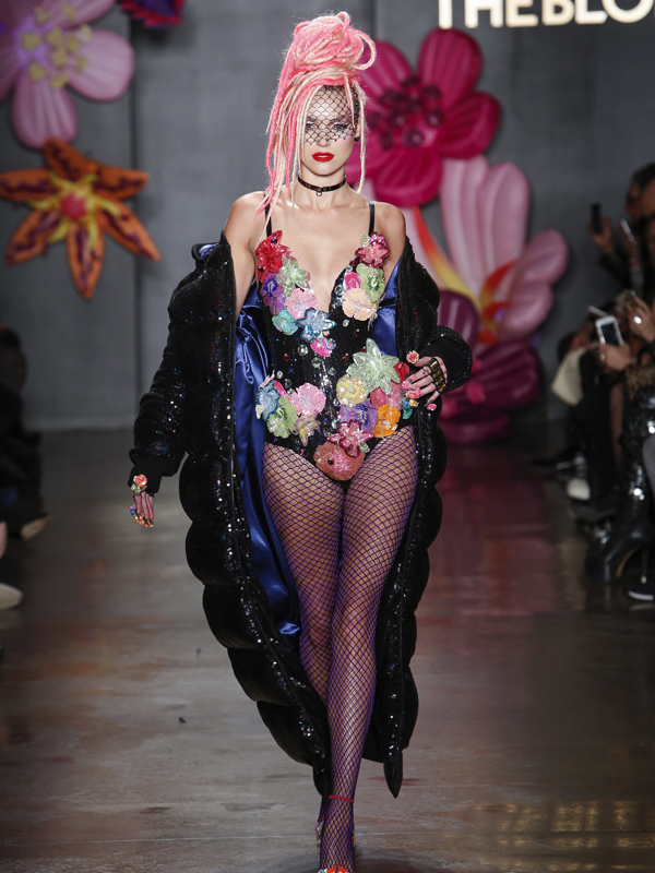 The Anti-Heroines Fall/Winter16 |The Blonds