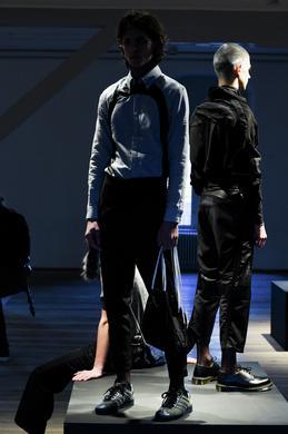 Ellen Pedersen AW16 Copenhagen Fashion Week, image credit CFW