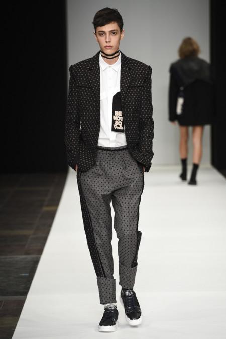 Kenax Leung Fashion Hong Kong AW16 image credit Copenhagen Fashion Week