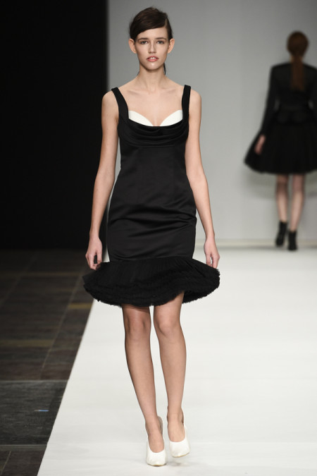Doris Kath Chan Fashion Hong Kong AW16 image credit Copenhagen Fashion Week