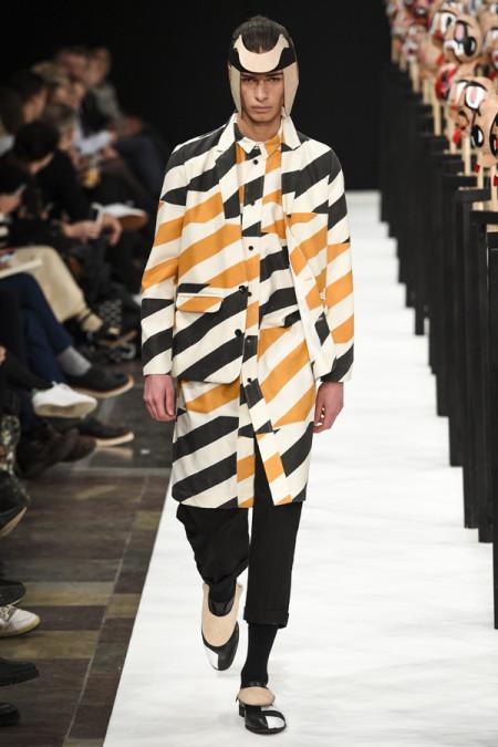 henrik vibskov AW16 image credit Copenhagen Fashion Week