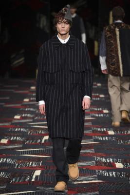 tonsure AW16 image credit Copenhagen Fashion Week