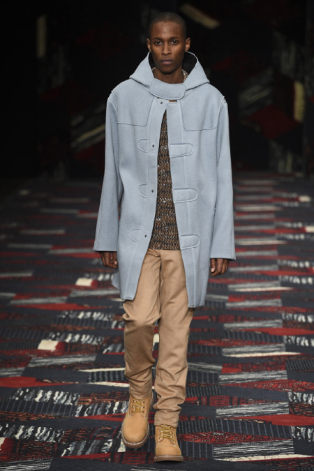 tonsure AW16 image credit Copenhagen Fashion Week