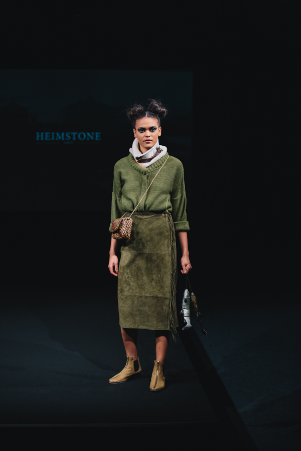 heimstone AW16, Paris Fashion Week