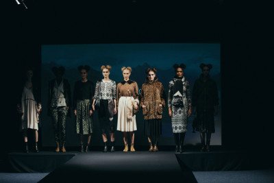 Heimstone AW16 Paris Fashion Week, backstage