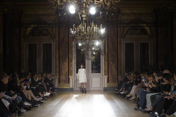 YDE spring/summer 2017 collection, Paris Fashion Week
