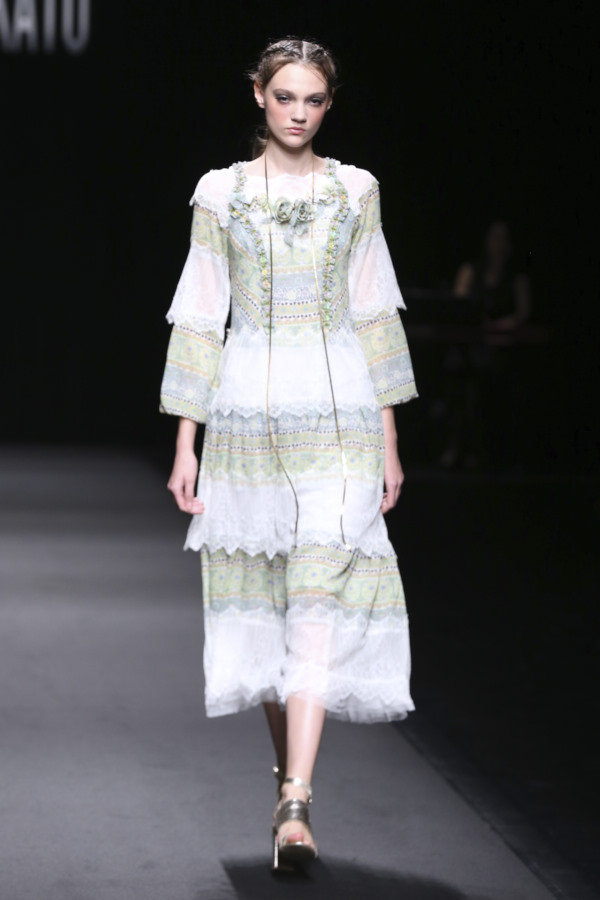 Zin Kato Spring / Summer 2017 Collection by Livingfash