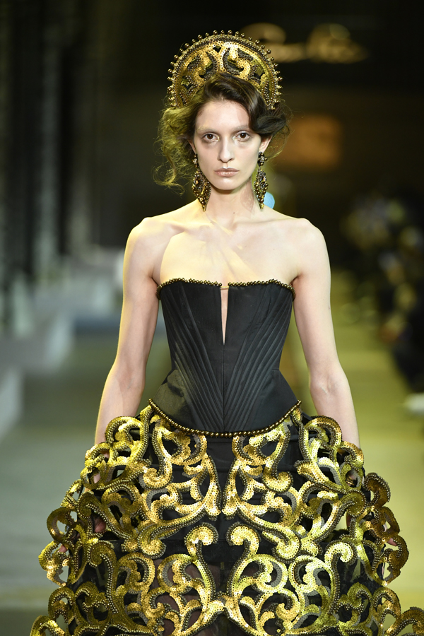 Gui Pei Couture, Paris Fashion Week