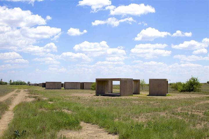 Marfa Texas, Chinati Gallery