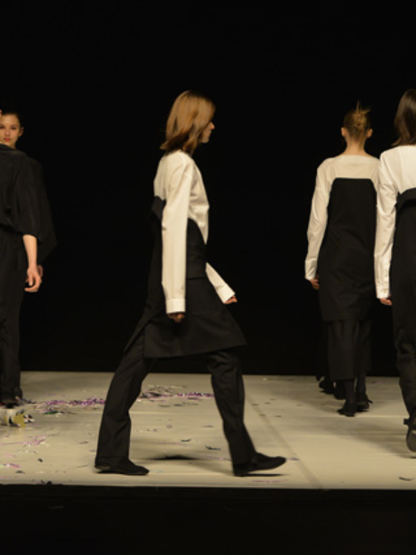 CHALAYAN : AUTUMN   WINTER 2017 ACT TO FORM