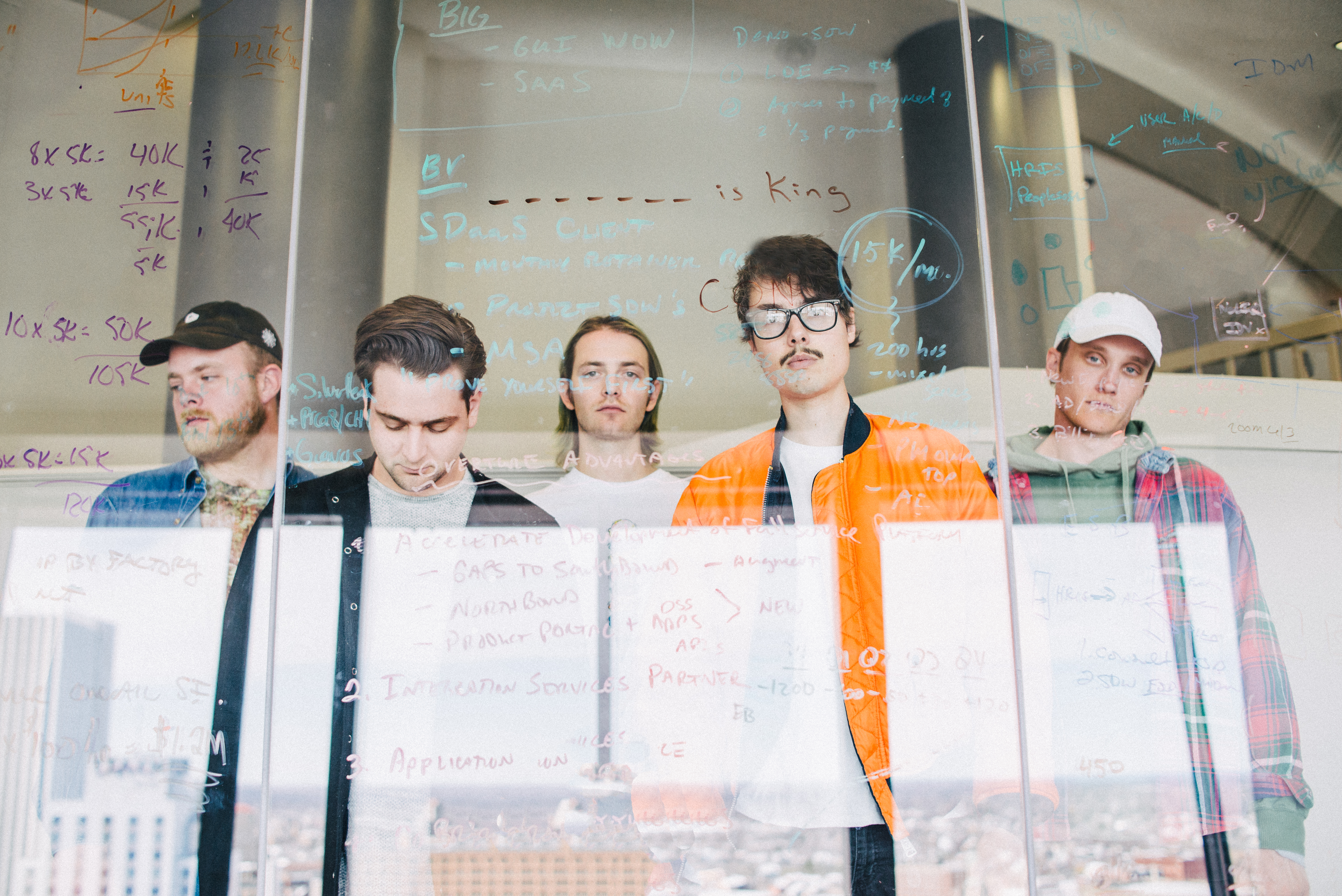 Joywave, photo credit: David O'Donohue