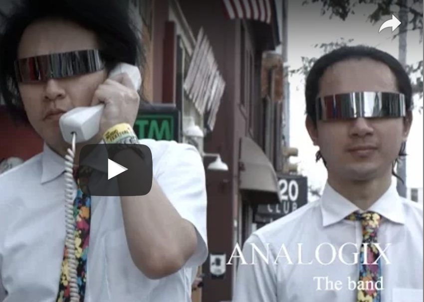 Analogix interview during sxsw by Livingfash