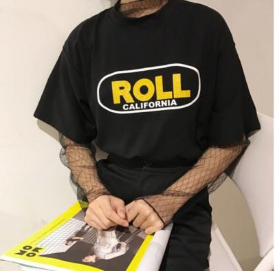 roll shirt