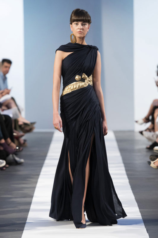Greek designer Laskaris