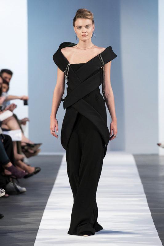 Greek designer Laskaris