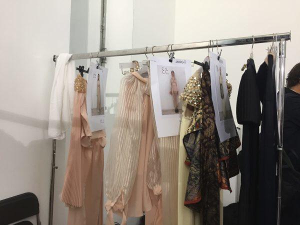 wardrobe backstage nobi talai