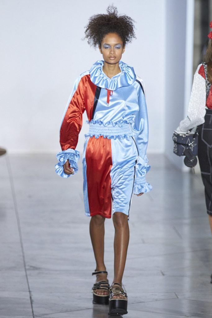 KYE designs presented at Paris Fashion Week. Image by Akin Abayomi