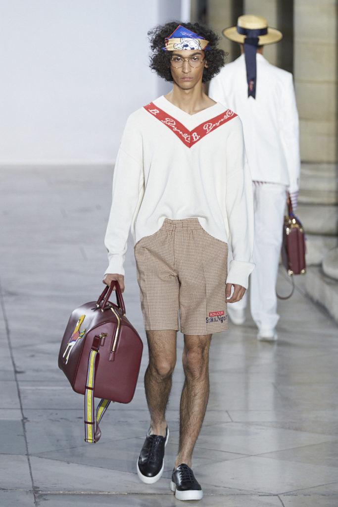 Beyond Closet SS18 collection presented at Paris Fashion week. Image by Akin Abayomi