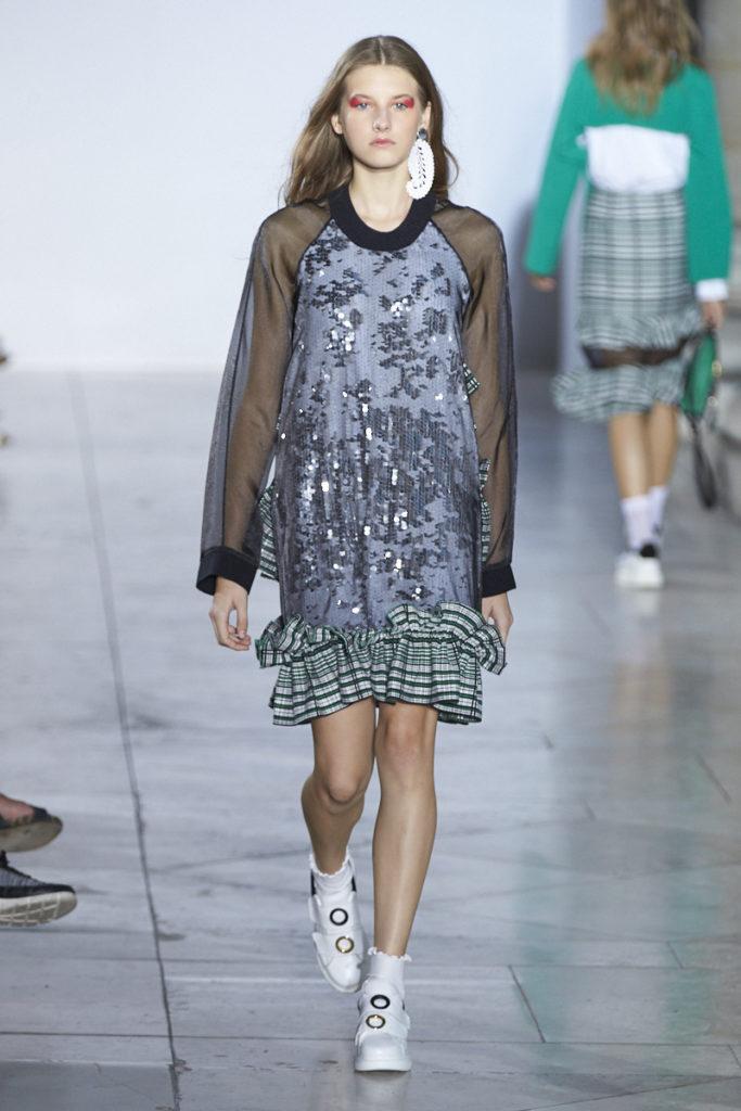 ti Baeg SS18 Collection presented at Paris Fashion week image by Akin Abayomi