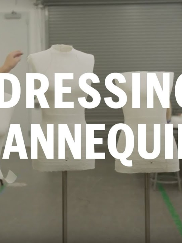 Dressing Mannequins | FASHION AS DESIGN