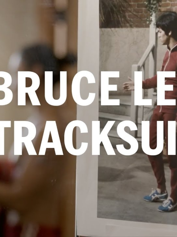 How to make a Bruce Lee Tracksuit | FASHION AS DESIGN