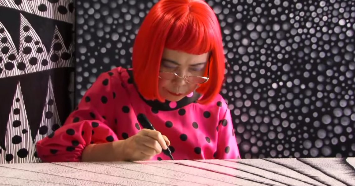 Artist Yayoi Kusama – Obsessed with Polka Dots