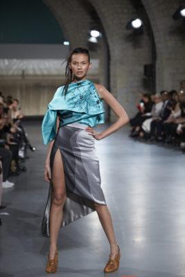 Antonio Ortega Spring/Summer 2018 Couture Collection, image by Dreadheadphoto ©Akin Abayomi | Livingfash Media