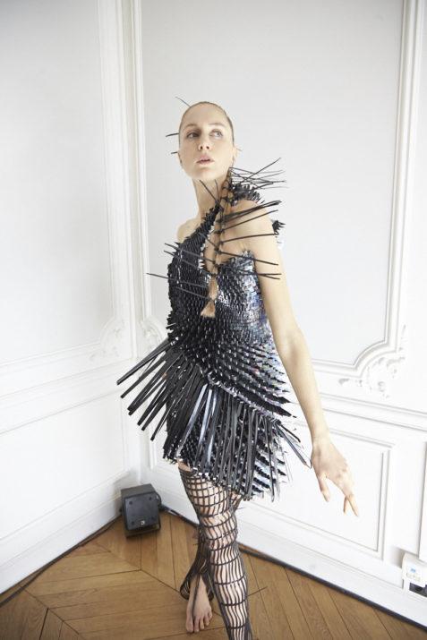 Flora Miranda Couture Spring Summer 2018 Collection by Akin Abayomi   Livingfash magazine